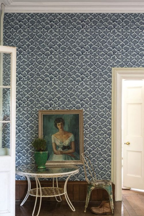 Farrow and Ball wallpaper inspiration