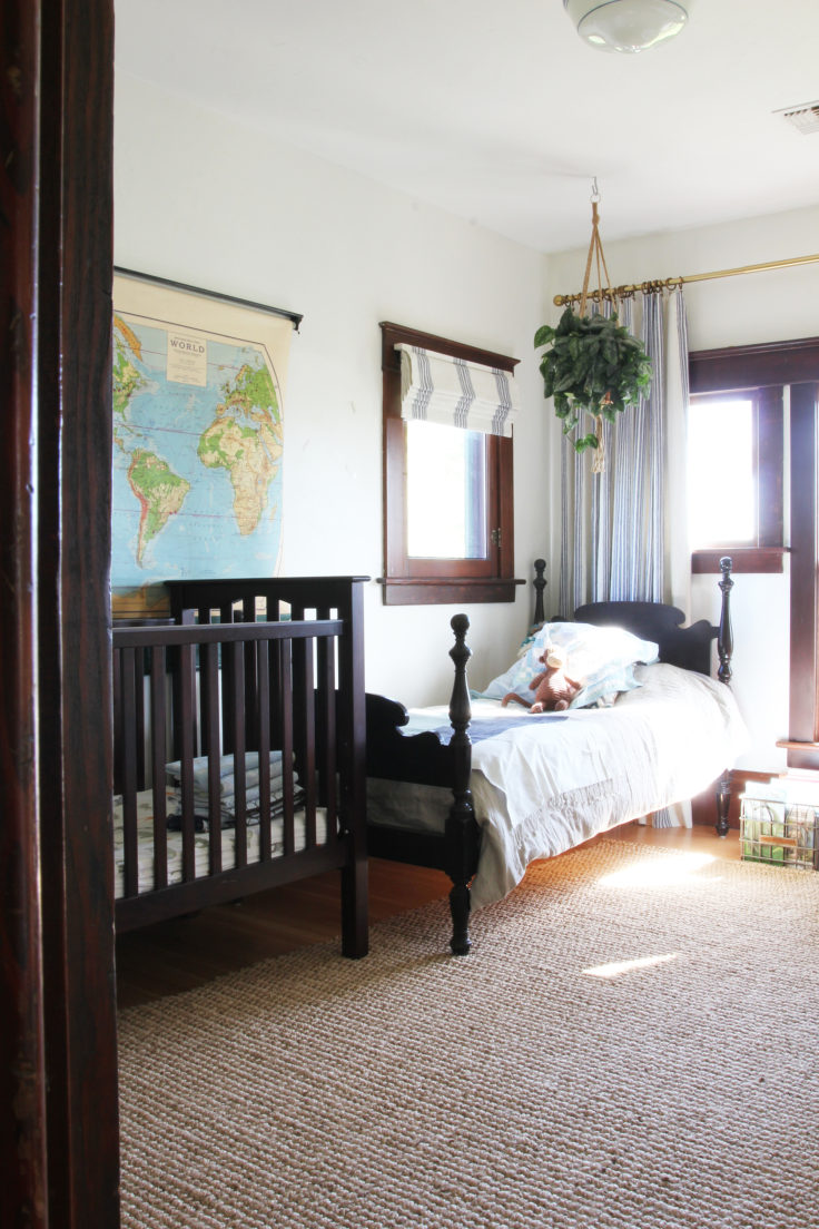 The Grit and Polish - Farmhouse Shared Bedroom 2