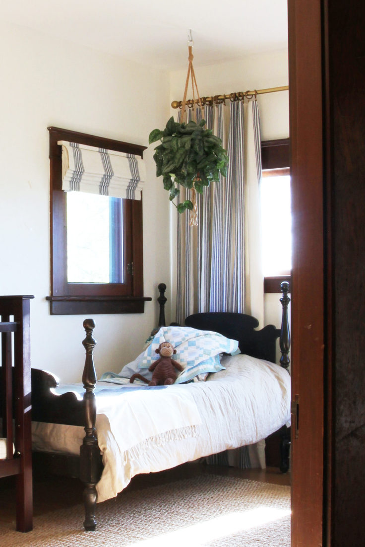 The Grit and Polish - Farmhouse Shared Bedroom