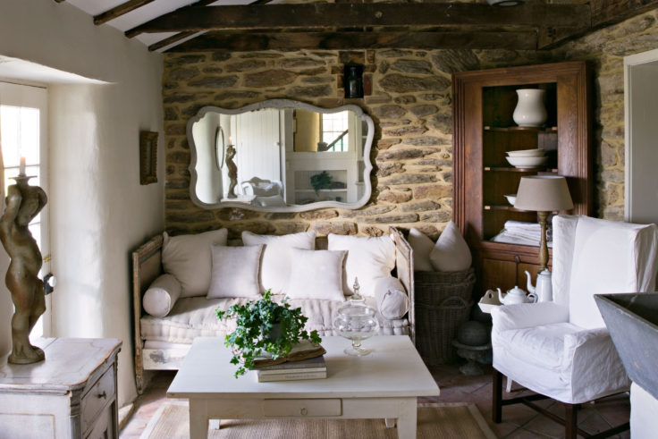 Garden Room Makeover, designed by Caroline Saunier Better Homes & Gardens