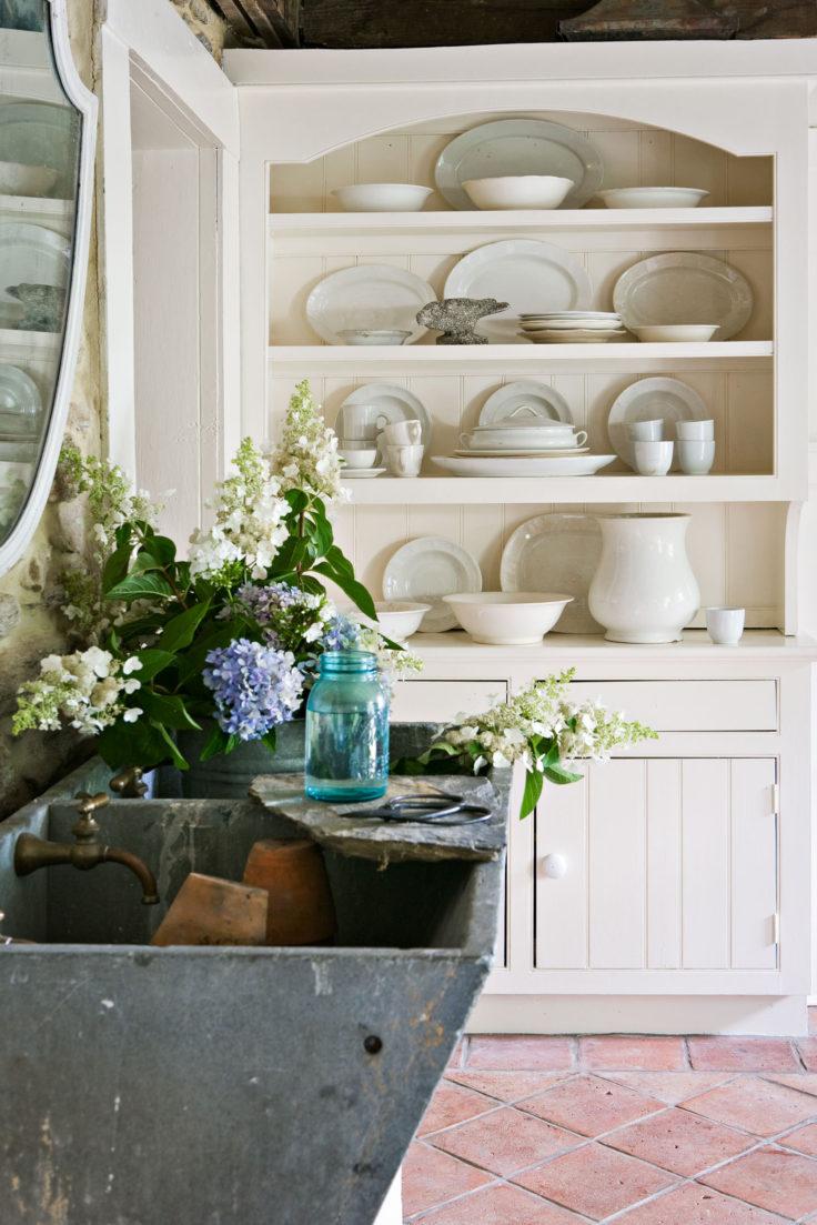 """Better Homes & Gardens """"My Favorite Room"""" Helen Norman Garden Room"""