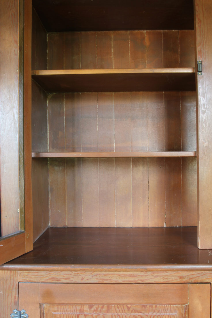 The Grit and Polish - Farmhouse Office Cupboard 3