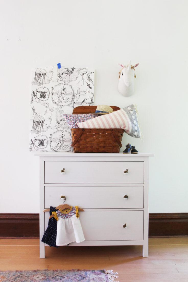The Grit and Polish - Nursery Design Ideas Dresser