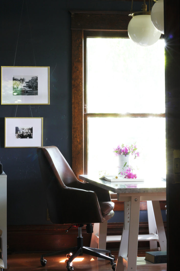 The Grit and Polish - Farmhouse Office Chairs 6