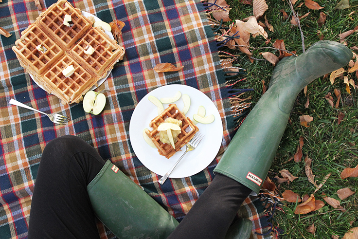 The Grit and Polish - Fall Waffle Picnic 3