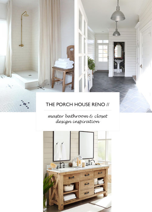 The Grit and Polish - Porch House Master Suite Inspiration