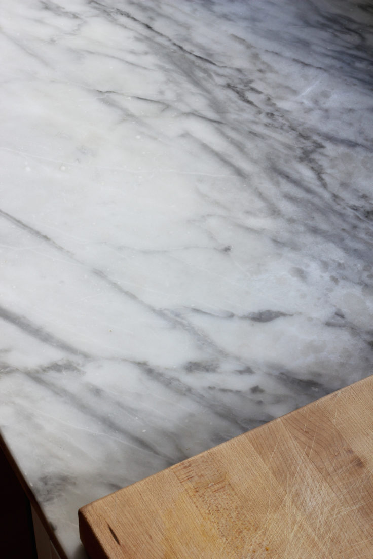 The Grit and Polish - Ravenna Marble Close Up