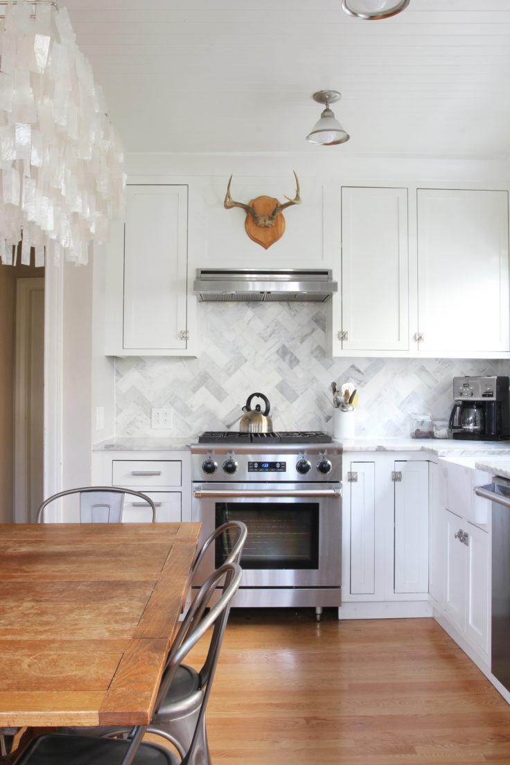 Durability of Marble Countertops // The Ravenna Kitchen 4 ...