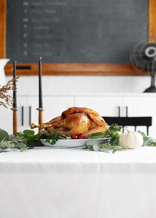 faux martha turkey