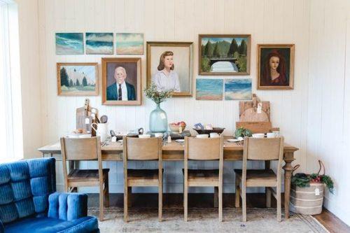 Highstreet home dining room