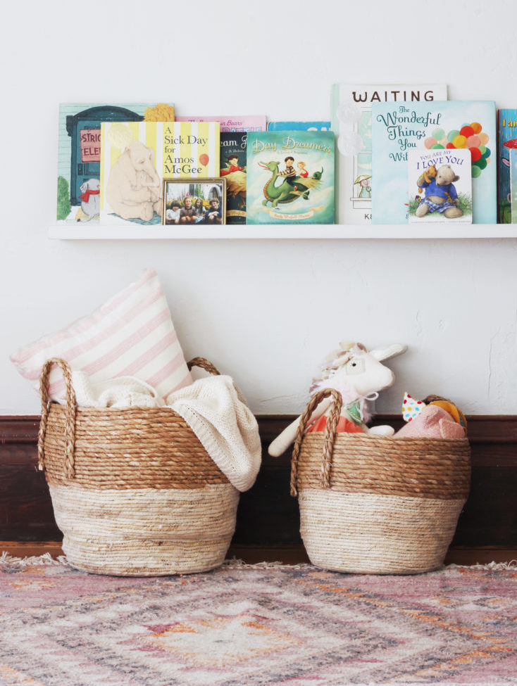 The Grit and Polish - Farmhouse Daphne Nursery Book Shelf.4
