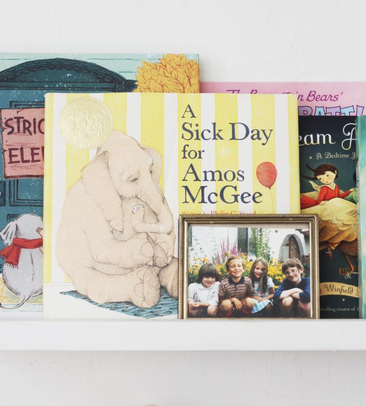 The Grit and Polish - Farmhouse Daphne Nursery Books.2