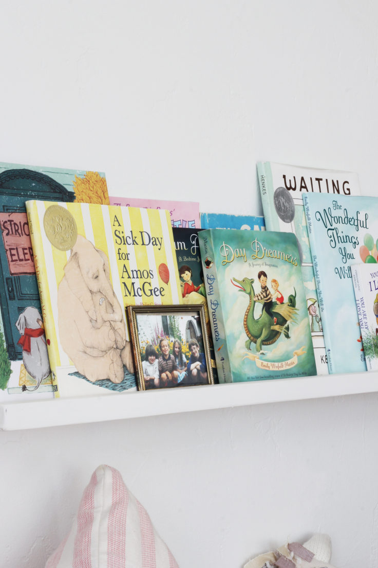 The Grit and Polish - Farmhouse Daphne's Nursery Books