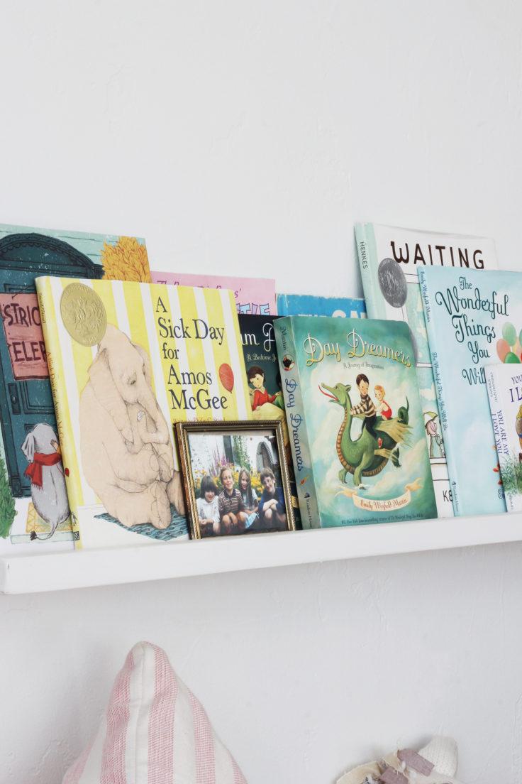 The Grit and Polish - Farmhouse Daphne's Nursery Books