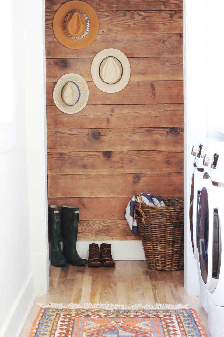 The Grit and Polish - Porch Mudroom Reveal 2.2
