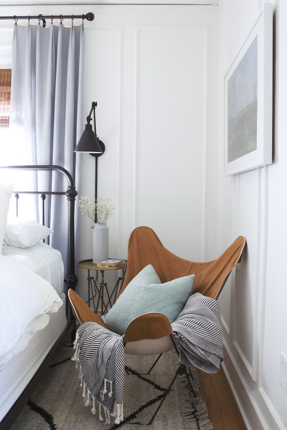The Grit and Polish - Ravenna 2.0 Master Bedroom Butterfly Chair.jpg