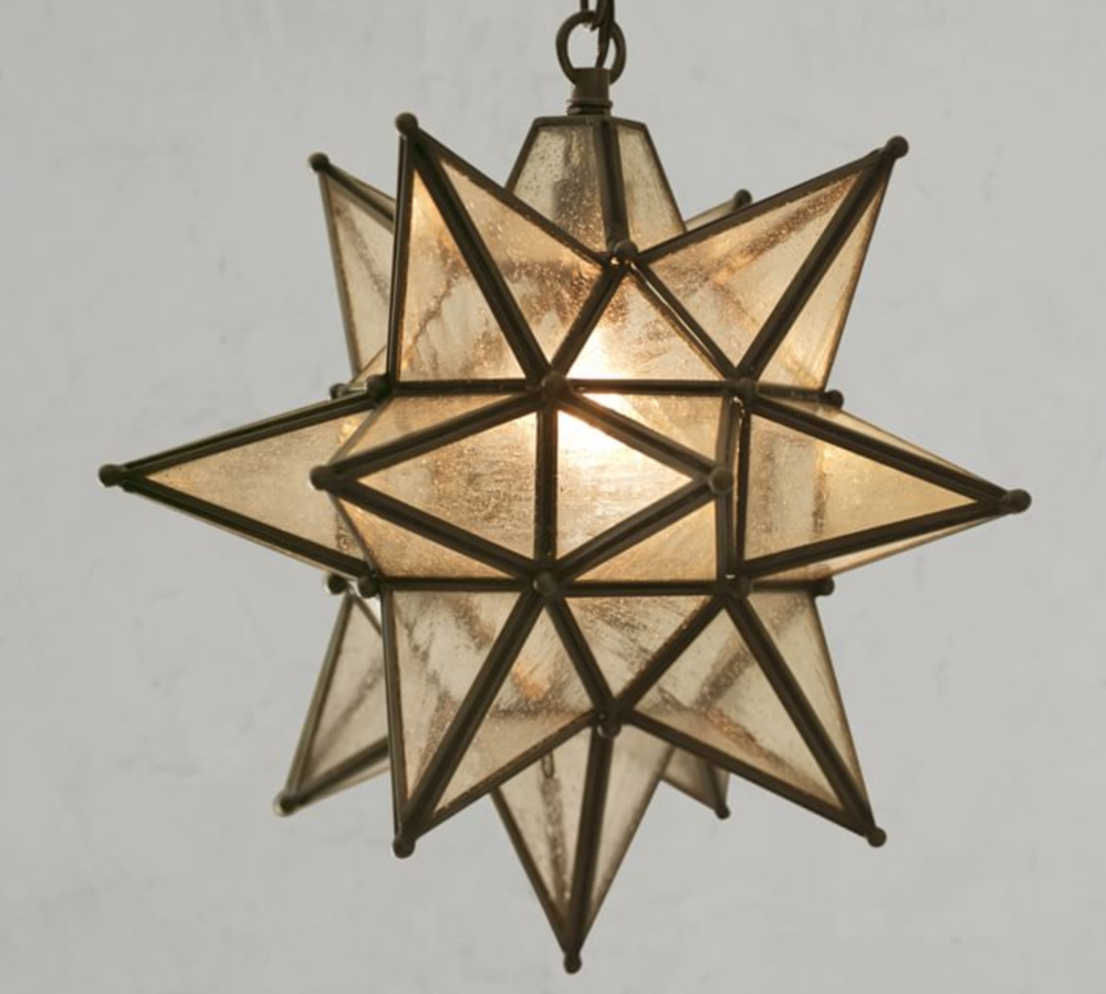 Mud Room Star Light