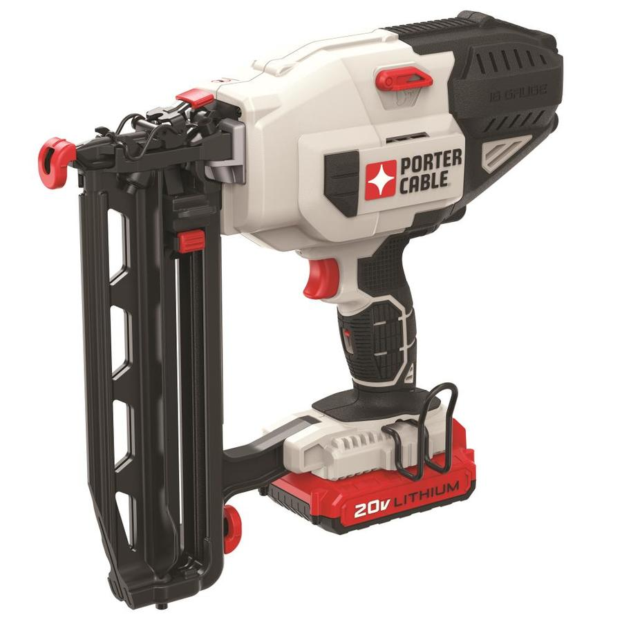 Cordless Air Nailer