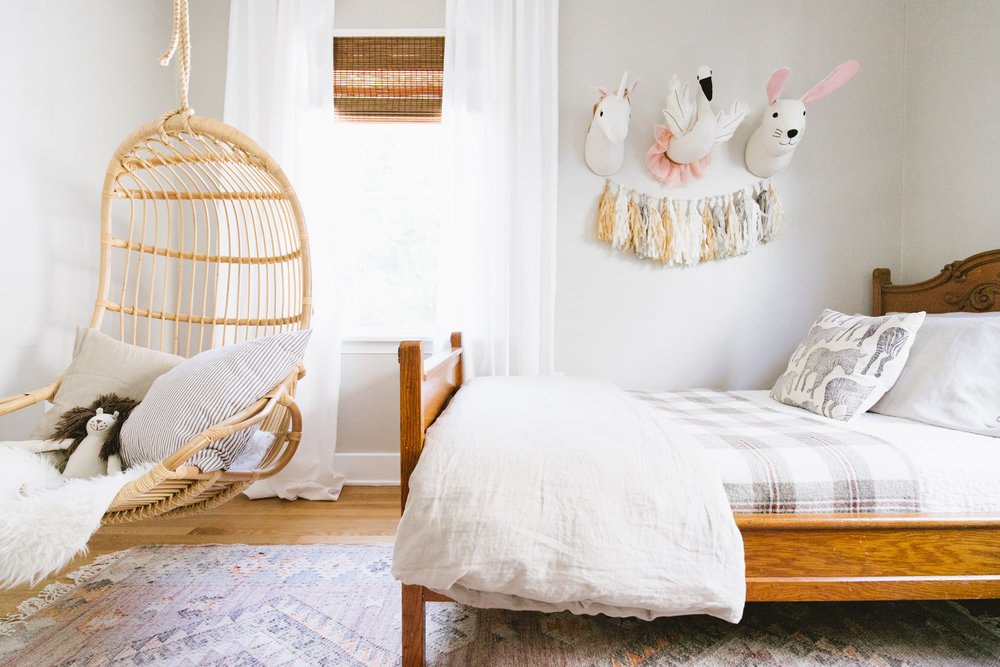 The Grit an Polish - Ravenna House Kids Bedroom Hanging Chair + Animal Heads.jpg