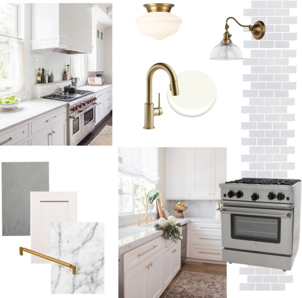 6 Day Kitchen Reno Option 2 all white modern country kitchen moodboard.jpg