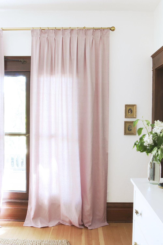 IKEA curtain hack