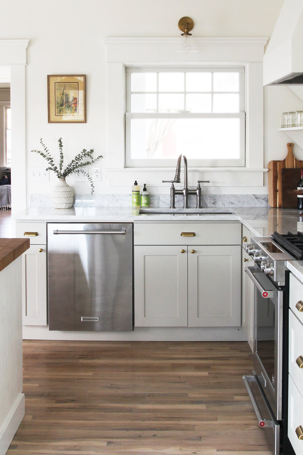 The Grit and Polish - Porch House vintage-inspired new kitchen.jpg