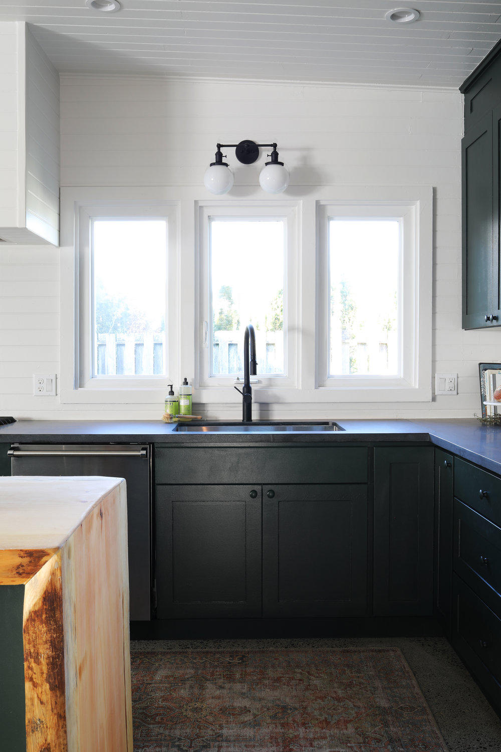 The Grit and Polish - Tacoma Kitchen Reveal Sink + Faucet 2.jpg