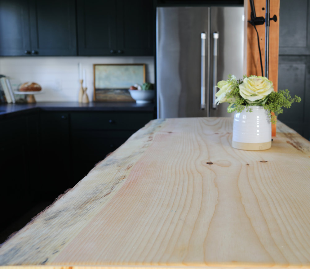 The Grit and Polish - Tacoma Kitchen Reveal Live Edge Countertop.jpg