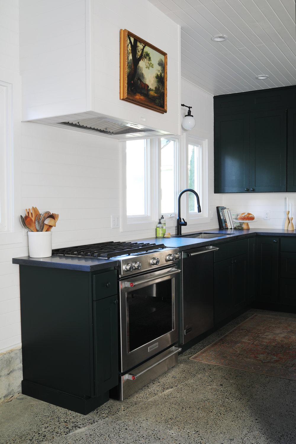 The Grit and Polish - Tacoma Kitchen Reveal Stove + Sink + Windows.jpg