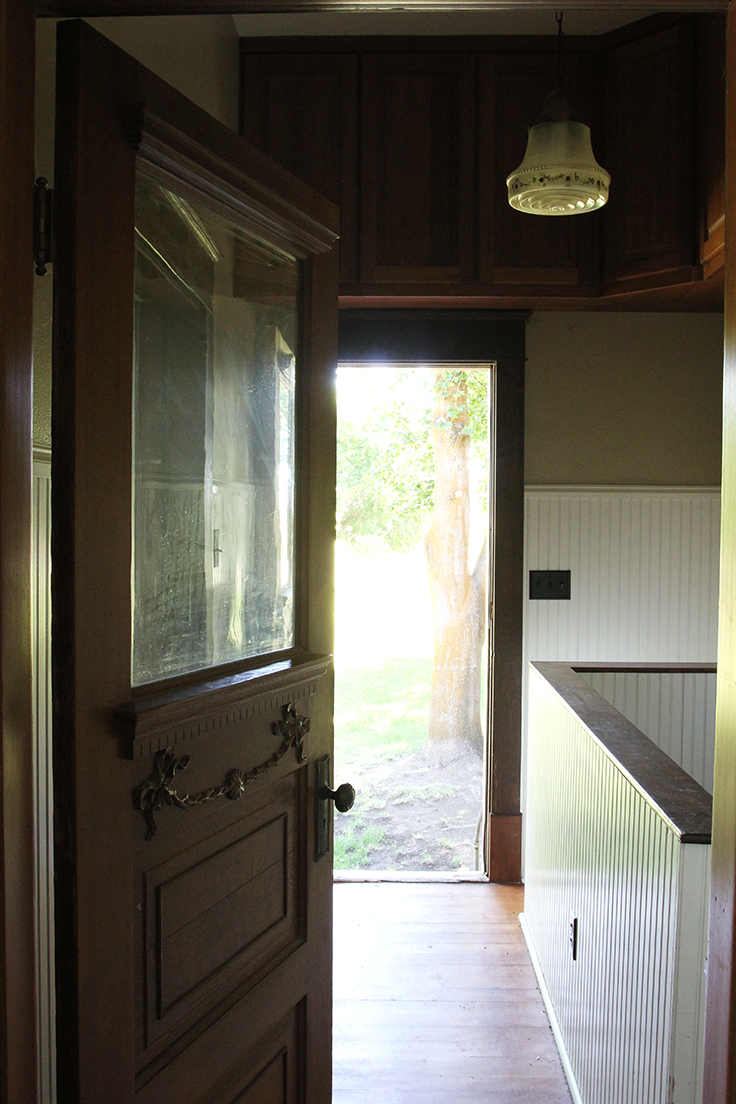 The Grit and Polish - Farmhouse Tour Backdoor.jpg