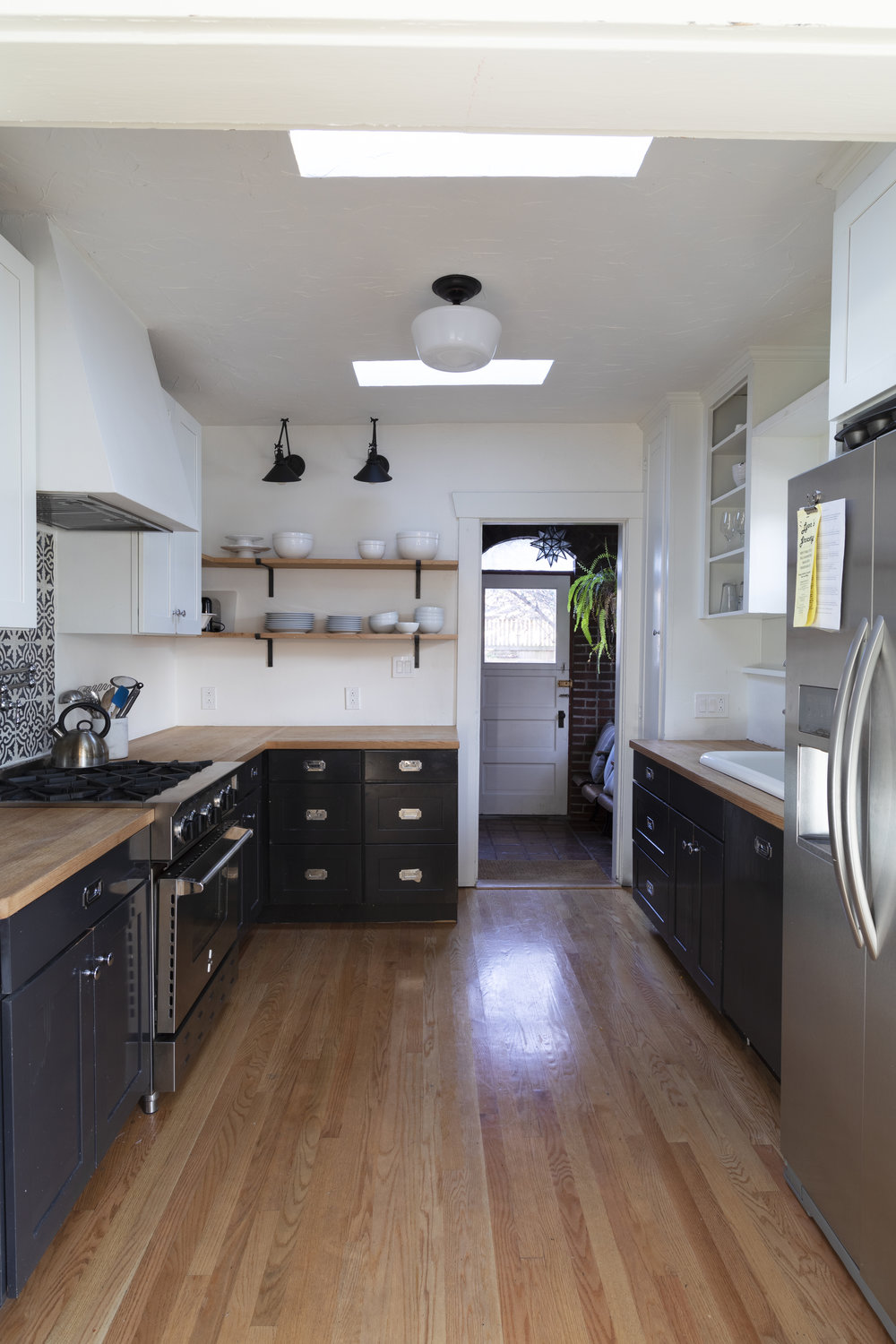 The Grit and Polish - Dexter Kitchen BEFORE.jpg