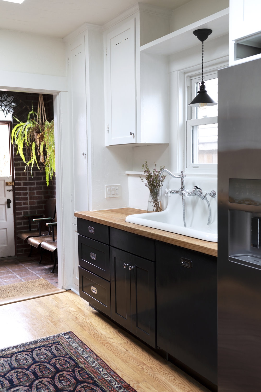 The Grit and Polish - Dexter Kitchen Faucet + Cabinet + Rug.jpg
