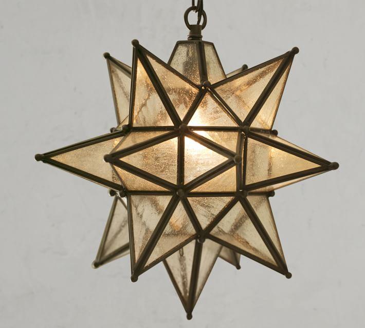 Mudroom Star Light
