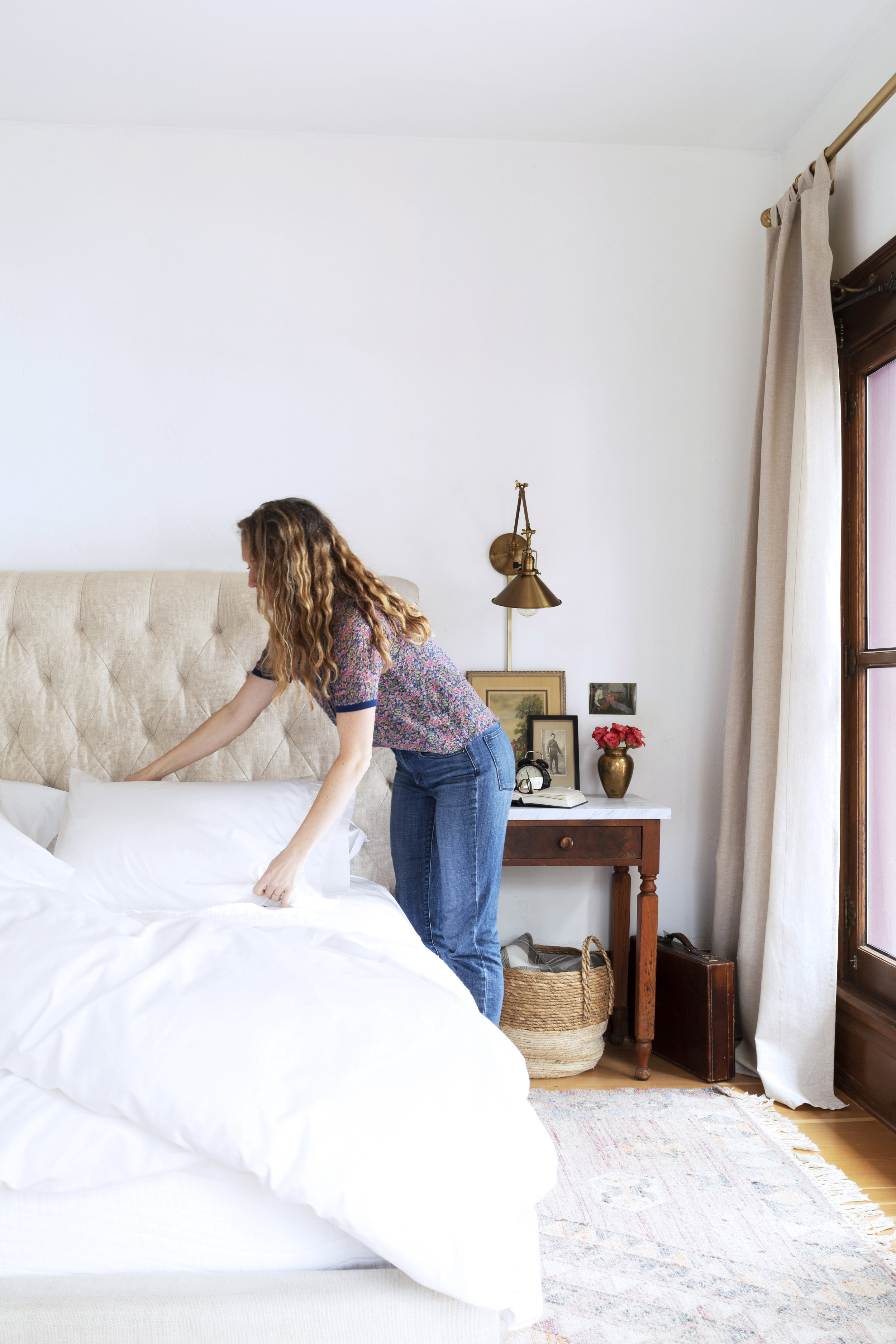 Six Essentials For Making A Cozy And Comfortable Bed The Grit And Polish