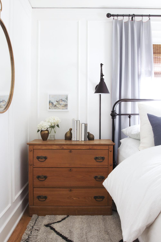 The Grit and Polish - Ravenna 2.0 Master Bedroom Antique Dresser 2.jpg