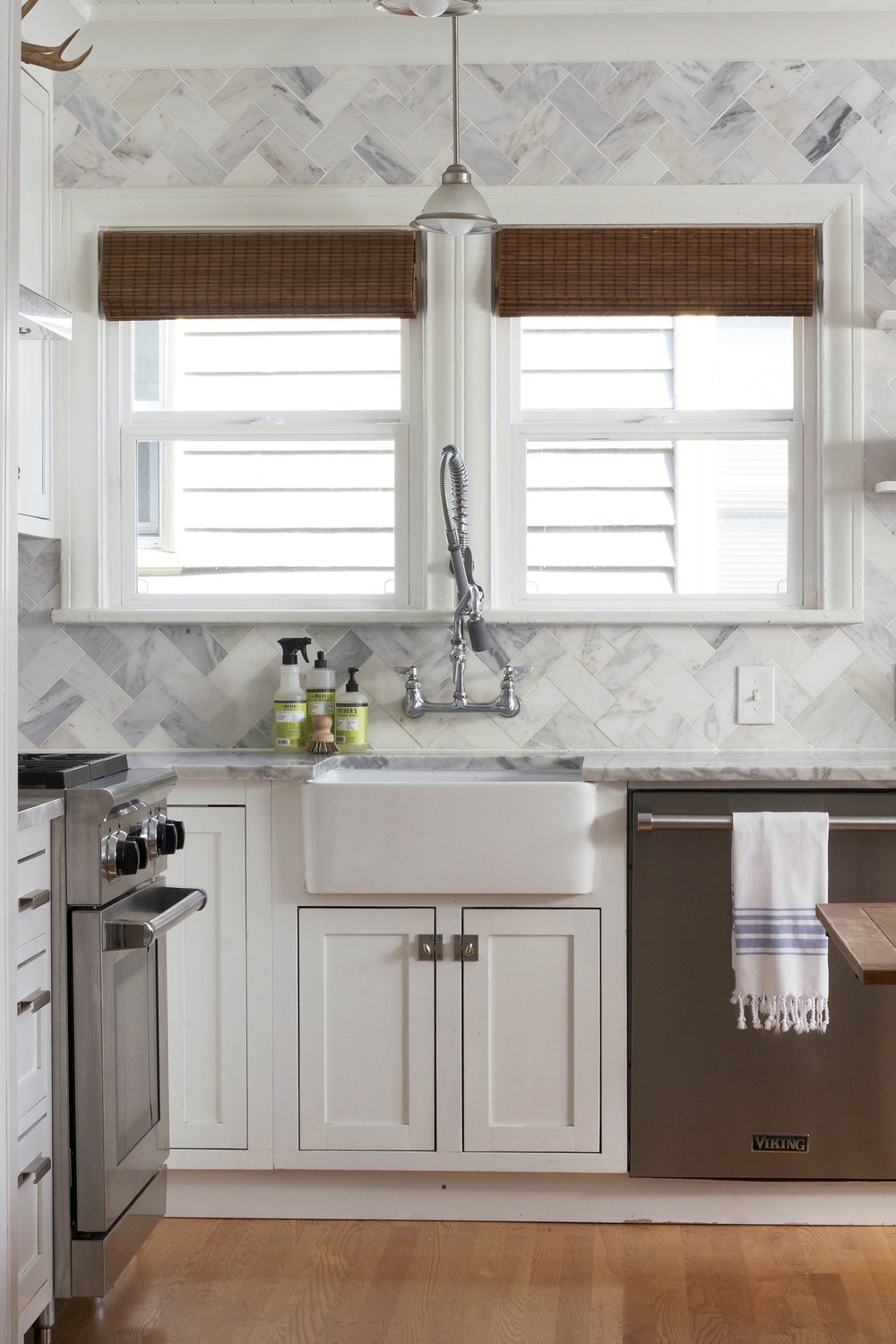 The Grit and Polish - Ravenna 2.0 Wood and Marble Kitchen Sink.jpg