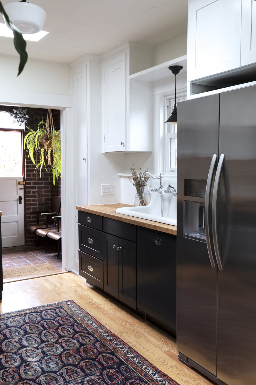 The Grit and Polish - Dexter Kitchen sink + mudroom.jpg