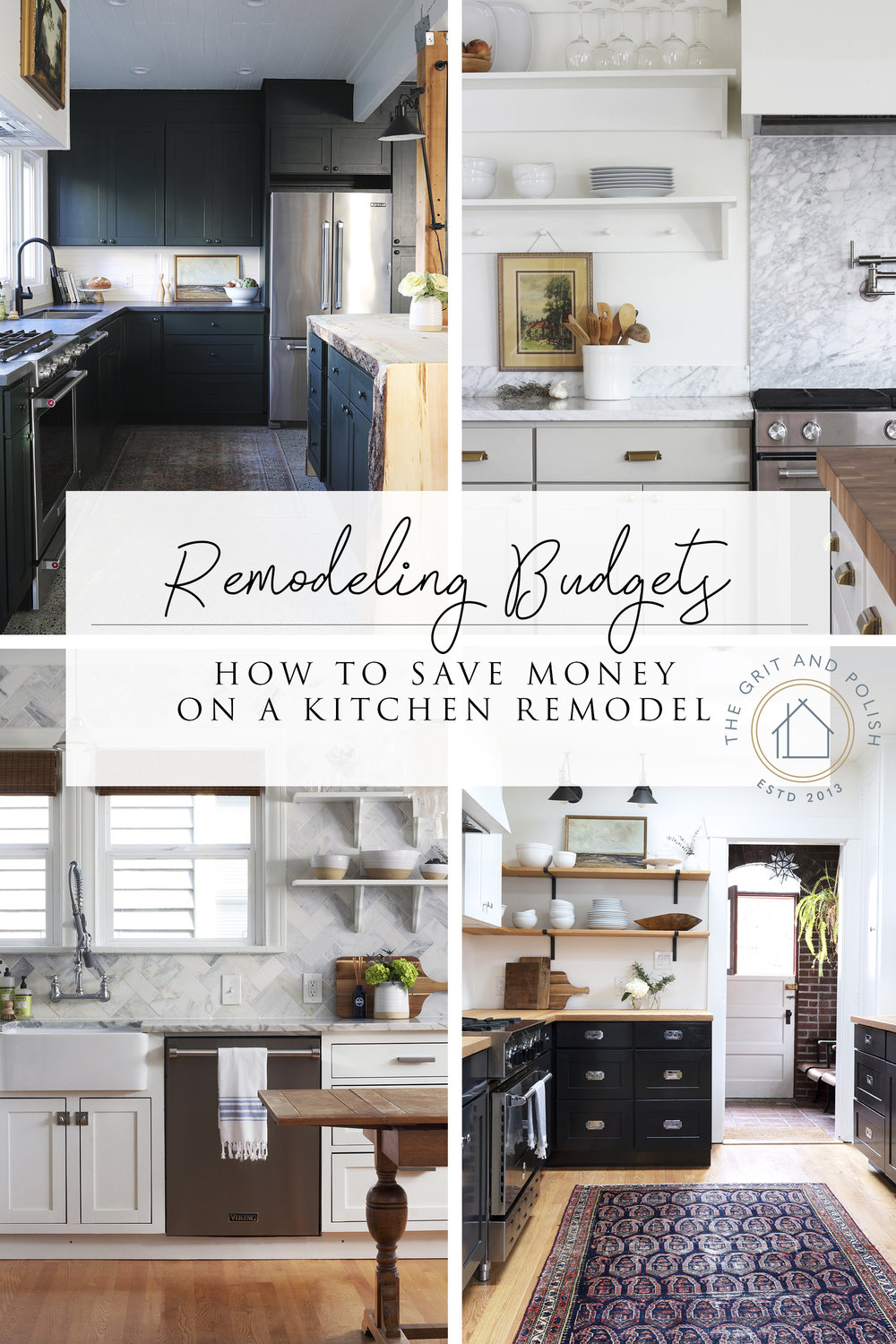 How to Save Money On A Kitchen Remodel (+ Win $25,000 ...