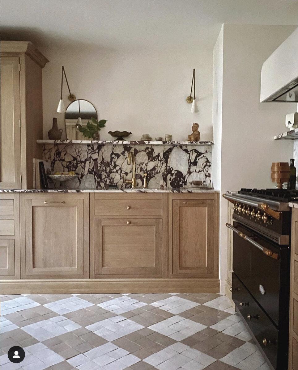 Design Inspiration For The Poplar Cottage Kitchen Grit And Polish