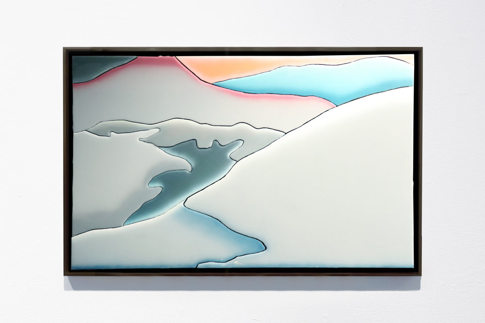 - Collectiity03760 x 46 in Resin Coatings On Wood Panels