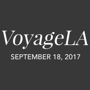 - Terrie In Voyage LATerrie was interviewed for a written article in Voyage LA.