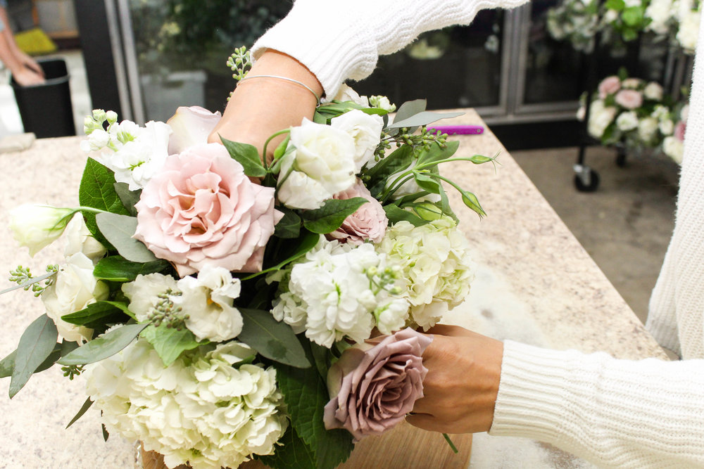 Beautiful Blooms at your Fingertips