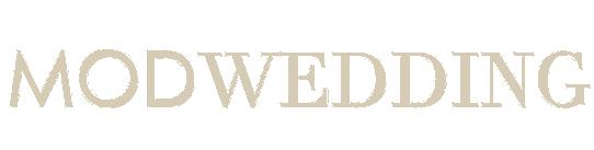 mod Wedding Logo