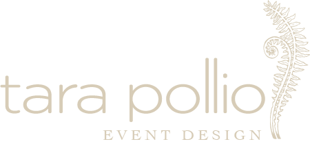 Tara Pollio Event Design and Wedding Planning