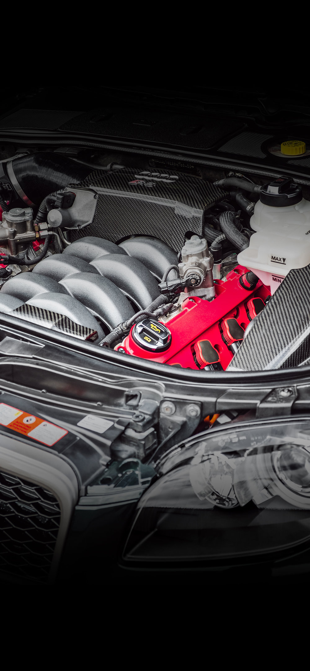 Audi B7 RS4 Avant