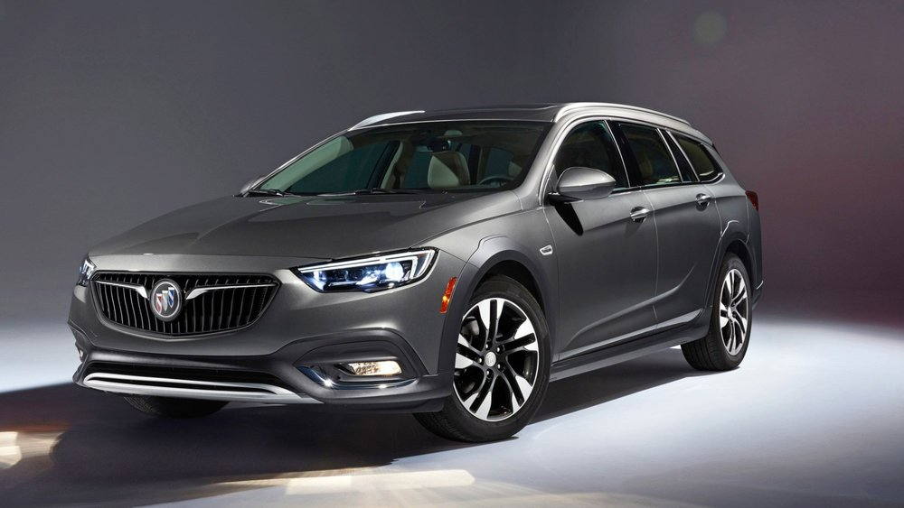 "2019 Buick Regal TourX Wagon - ""Over 200,000 Americans drove off the lot in 2018 behind the wheel of a longroof, representing a 29% increase over the segment's performance in 2013. Considering a good wagon generally provides a lower center of gravity, better fuel economy, and one could argue better design..."""