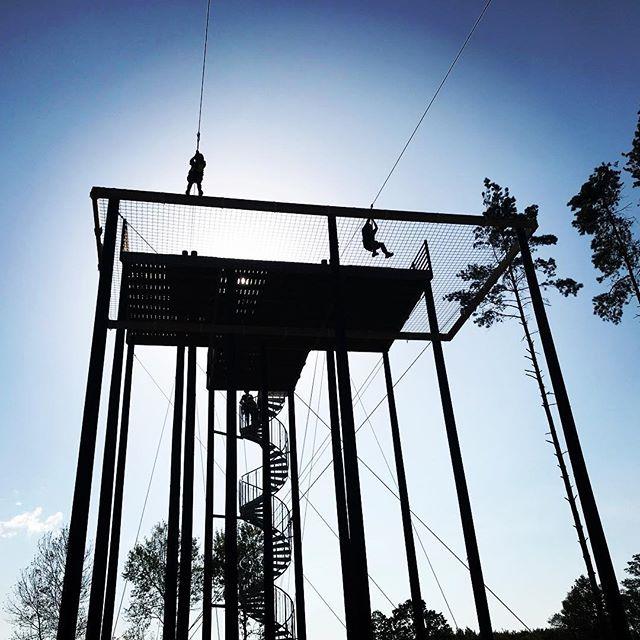 Zipline 670 #zipline #kungsbygget