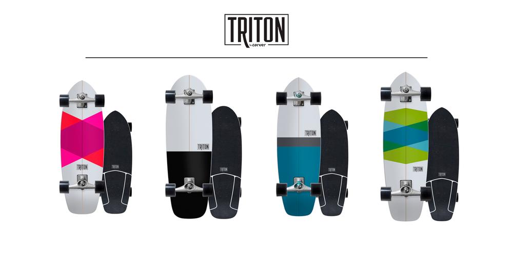triton carver