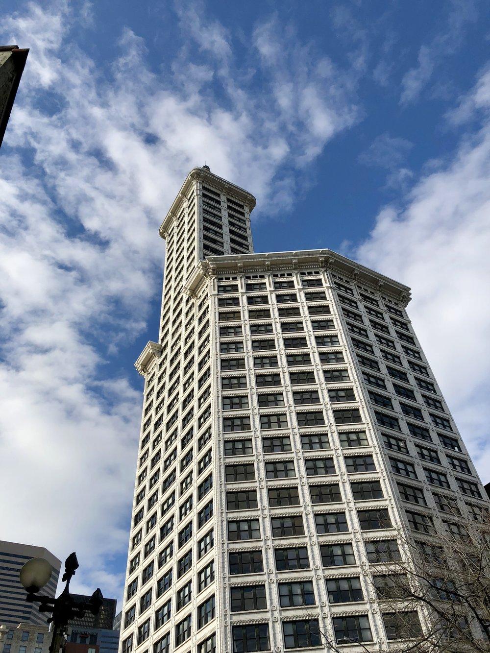 Smith Tower - Seattle's original skyscraper