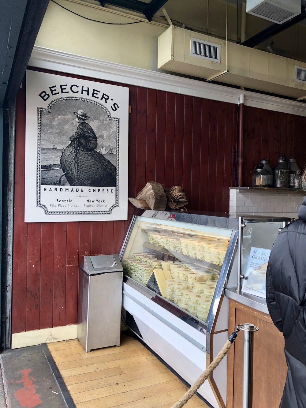 Beecher's Handmade Cheese -